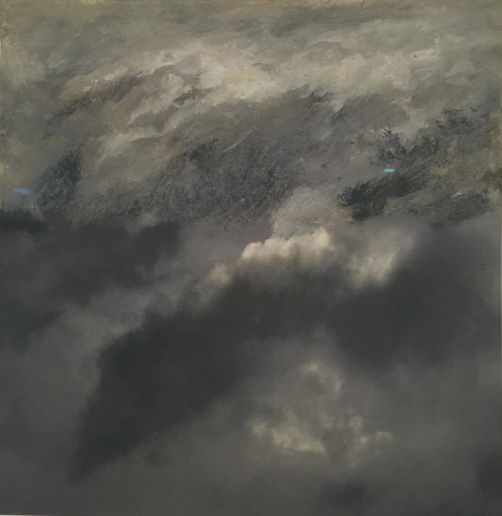 Ciel noir avec Boudin