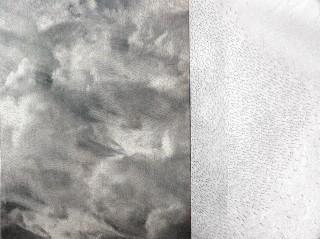 Nuages, Musée Réattu, 2013, détail