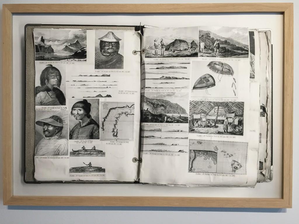 Albums noirs, Dossiers iconographique du Musée de la Marine à Paris