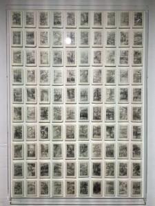 L'infini, 100 dessins du troisième jour.