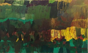 Kirkeby Untitled, 1998, 300x500 cm
