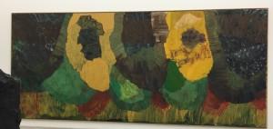 Per Kirkeby, Untitled, 1999,300x695 cm